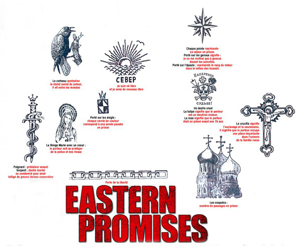 eastern promises tattoos and meanings pictures to pin on